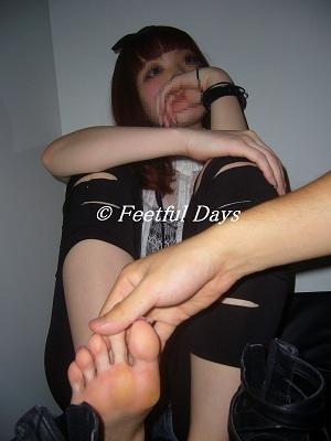009.綺麗系アパレルショップ店員 Feetful Days dgpot.com
