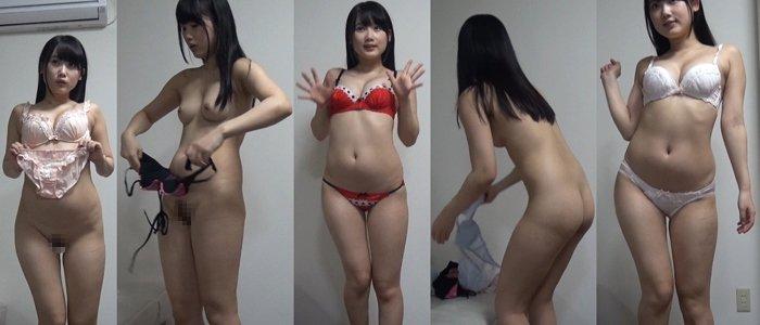 下着撮影75★隠し撮り★★パンツ★★ブラジャー★★ツーランク上の間違いなく可愛い子★