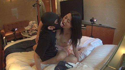 """【妊娠淫語と接吻】""""りこ""""性交1。美人な娘と接吻妊娠交尾。愛してると言わせました【nd-026】"""