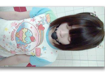 ミニマム女の子に口枷 唾液で汚れる服 ベンチャーモデル事務所 dgpot.com