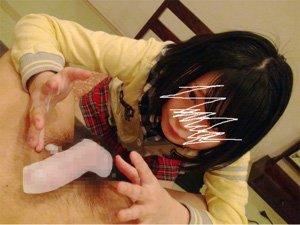 【危動画】喉奥チンカスそぎ落としフェラ 口内発射2発 涙顔でご奉仕する子【顔出し】