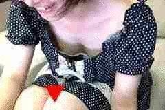八重歯が可愛い後輩OLパンチラ&胸チラWチラで乳首が見えた!![018] チラオ dgpot.com