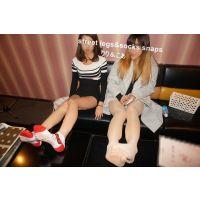 street legs&socks snaps写真集+動画 りり&こあ