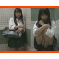 夏盛り女子○生【15】ガキっぽさがたまらないおさなさ全開の女子○生のパンツに染みがやばい。こんなうるうるした目で・・・