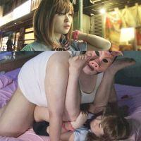 【個撮¥キモ男】アダチヒナ【1】小さな神待ち少女とキモ豚の体重差100キロSEX!恐怖の妹ごっこ【94分】