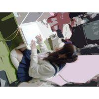 《個人撮影》SNSで知り合った美少女JKのフェラが唾液たっぷり