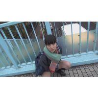 「この子、今ノーパンでパイパンです!」A佐ヶ谷連れ回し路上ローター&ベランダクンニ&歩道橋オナ絶頂 セット