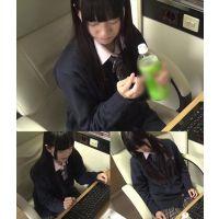 【副業07】塾生一のつるぺた系スレンダー可愛い子に惜しんで膣内射精!【PC教室開講】
