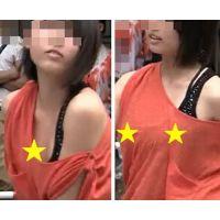 短時間限定販売!激カワ女の子の胸元開く衣装は最高です!!05D9-9【高画質動画】