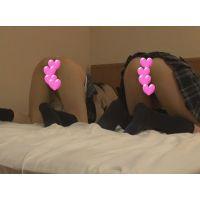【個撮】たまらん!超初々しいたまごちゃん!はじめて二人で友達の横で恥ずかしい交互ハメ倒し映像(3)