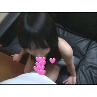 【個撮】ウブな黒髪たまごちゃんをホテルに連れ込み勝手にザーメン中出し映像(2)