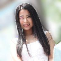 【個人撮影/19歳】黒髪地方JD!電マ失禁!夏休みのはづかちぃ思い出!
