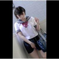 円❤️関西弁J○K生中出し❤️1分に1回は絶頂する敏感巨乳女子○生